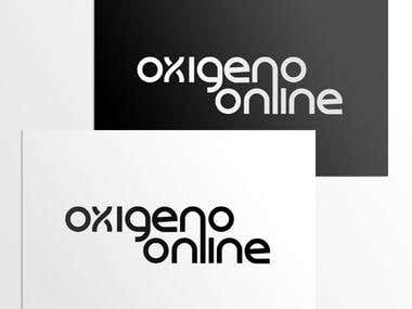 Logo Design for Oxigeno Online