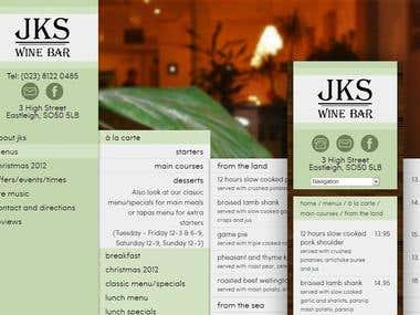 JKS Wine Bar