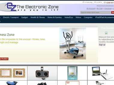Electronic Zone