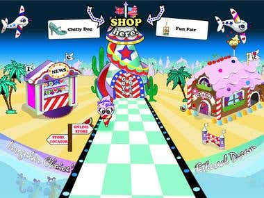 Irregular Choice Websites- Set Up and Managed