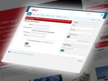 Blog Posting Portal