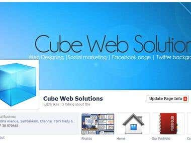 Cube Web Solutions