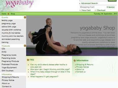 Yogababy