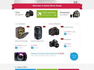 online Camera Store