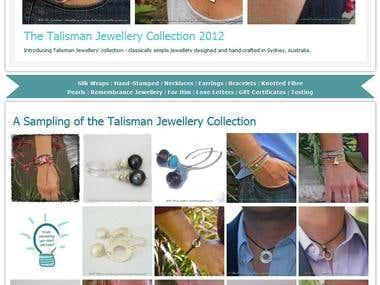 A Jewellery Shop