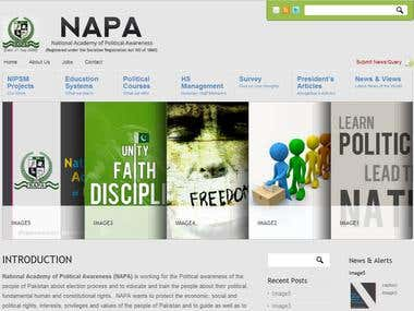 NAPA - National Academy of Political Awareness