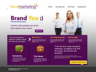 iLevelmarketing Site