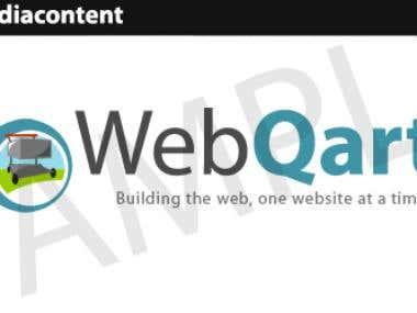 WebQart Logo