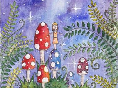 MushroomGirl