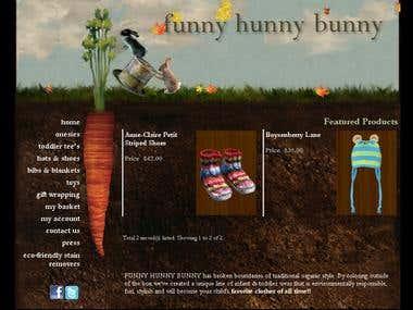Funny Hunny Bunny