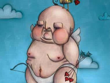 21st Century\'s Mythology - Cupid