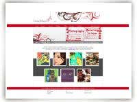 web mockup & logo design