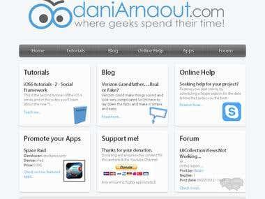 DaniArnaout.com