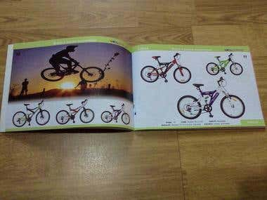 Bicycle Catalog