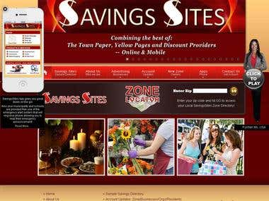 Savings Sites