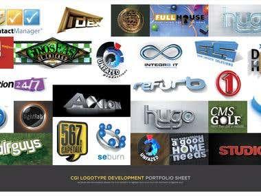 3D Logotypes