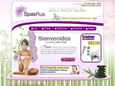 Sitios SpasRus