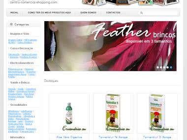 Online Mega Store.