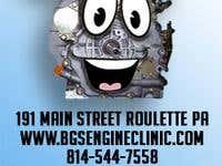 BG's Engine Clinic