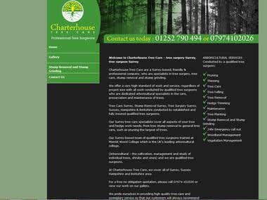 Charterhouse Tree Care, Tree Care, Stump Removal, Surrey Sus