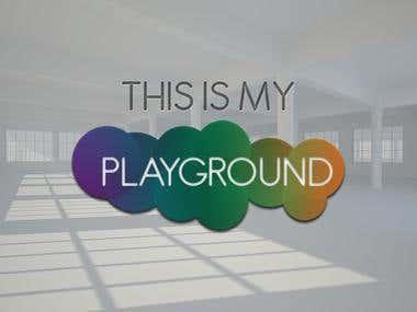 Logo Design: My Playground