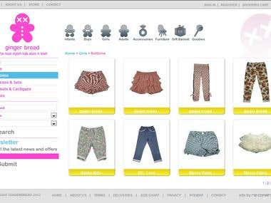 PSD to Ecommerce