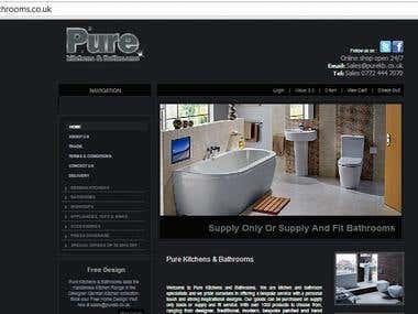Pure Kitchens & Bathrooms