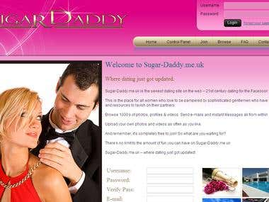 Social Network dating website