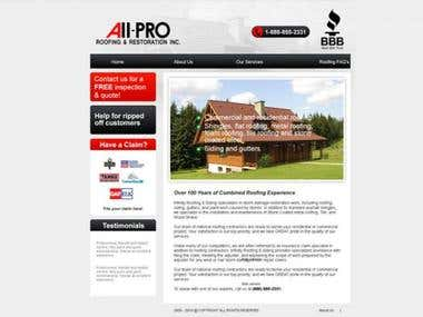 ALL PRO Web Design