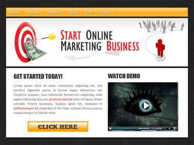 Start Online Marketing