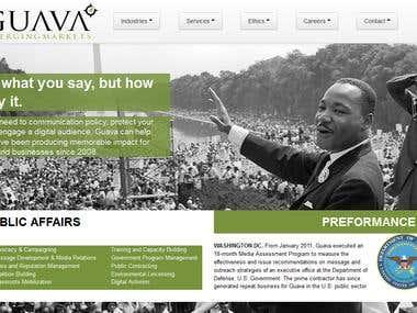 Guava Website