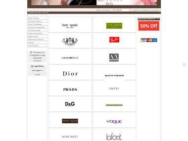 Ecommerce Plus templates