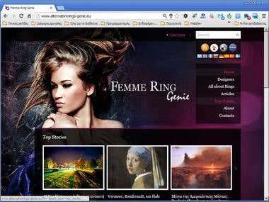 Site: AlternativeRings - Genie