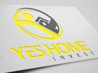 Logo for YES HOME INVEST