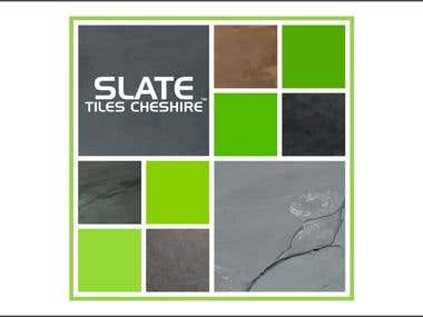 Logo Design  for Slate Tiles Cheshire