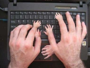 typing master.