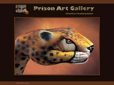 Prision Art Gallery