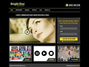 Bright Star (Wordpress)
