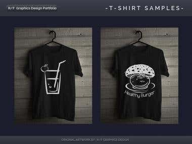 R/F Graphics Design T-Shirt Portfolio 6