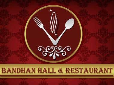 Restaurent & Wedding Hall  Logo