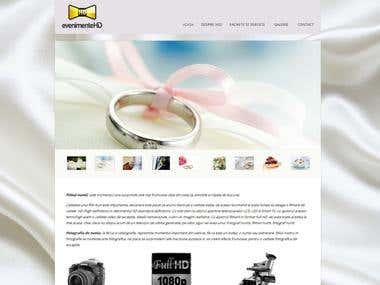 Website http://www.evenimentehd.ro