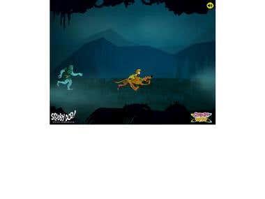 Flash Game using Starling