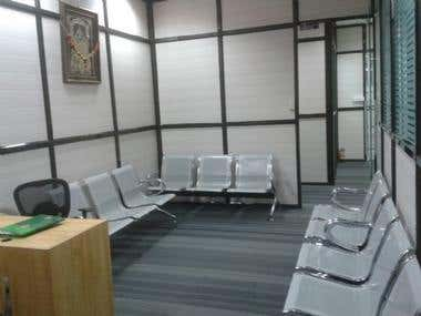 OUR OFFICE PICS