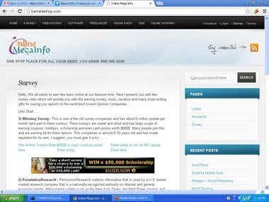 OnlineInfo