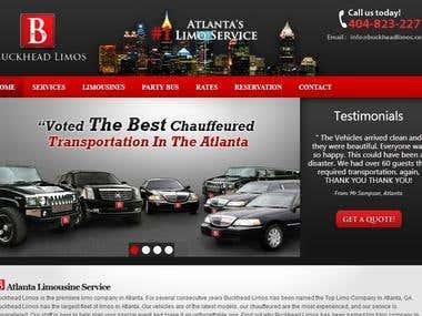 SEO Limousine Service company usa