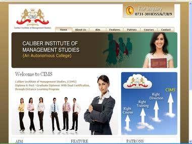 CIMS INDORE College
