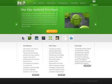 ITS4Training Website