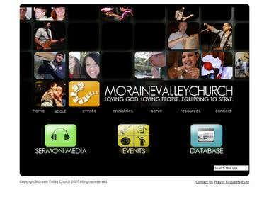 Moraine Vallery Church