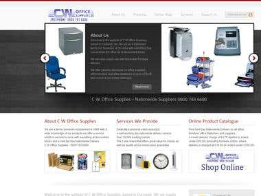 C W Office Supplies | Office | Stationery | Furniture | UK