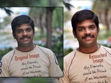 Photo edit  ,Retouch,Background remove
